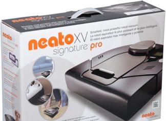 Neato XV Signature Pro - обзор