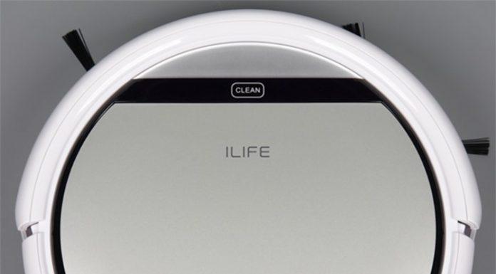 Робот-пылесос iLife V5