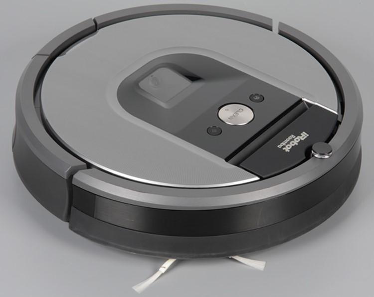 Обзор и тест iRobot Roomba 960