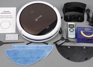 Робот-пылесос iBoto Aqua X310