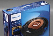Робот-пылесос Philips SmartPro Compact