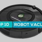 Топ 10 роботов-пылесосов