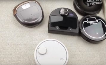 Видео -баттл лучших роботов-пылесосов
