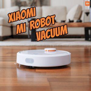 Модернизируем робот-пылесос Xiaomi - видео