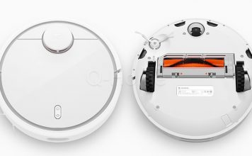 Mi robot Vacuum vs Roborock sweep One