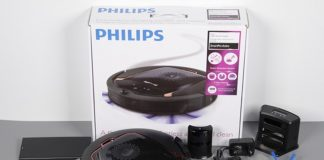 Робот-пылесос Philips SmartPro Active