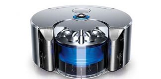 Тест робота-пылесоса Dyson 360 Eye