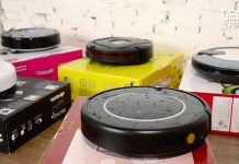 Видео-обзор дешевых роботов-пылесосов