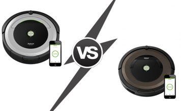 Roomba 690 vs Roomba 890